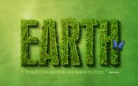 Земля - это  одна страна, и человечество ее граждане